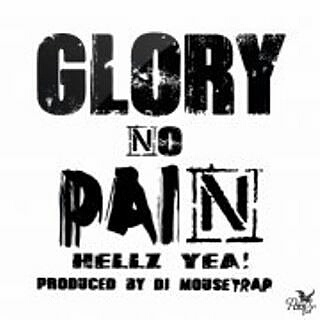 Glory No Pain (official music video) premiered on ForbezDVD.com Today