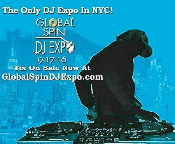 FLEET DJ'S WILL BE AT THE GLOBAL SPINS AWARD SEPT 17TH