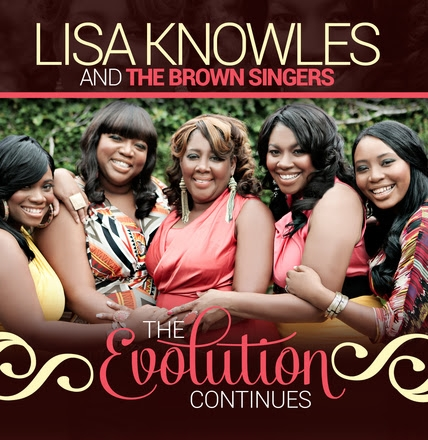 THE EVOLUTION Of QUARTET CONTINUES with @lisakmusic and THE BROWN SINGERS