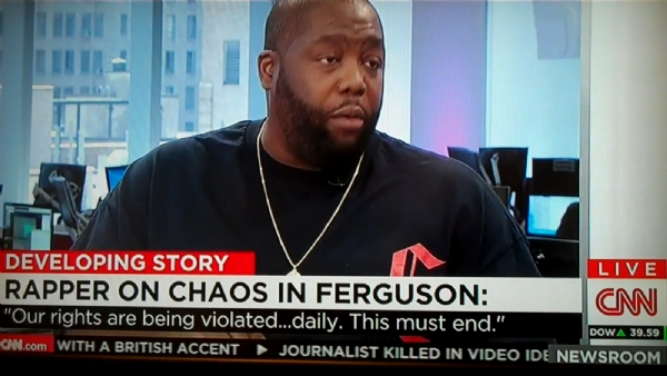 Activism: Killer Mike Speaks On Mike Brown's Killing, What It Means To All Americans And More
