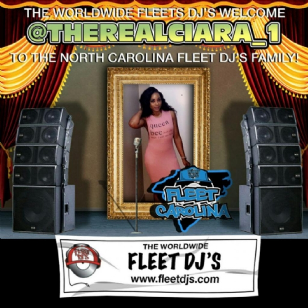 WELCOME NEW FLEET DJ HOST CIARA