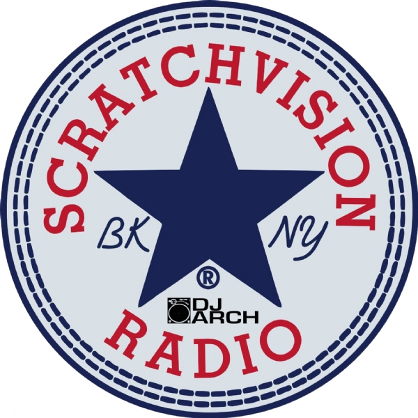 I'm Mixing on Scratchvision Radio Right Now