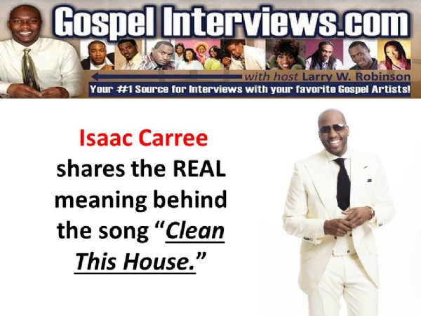 Isaac carree shares the real meaning behind the song for House music meaning