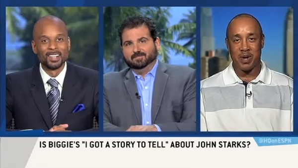 Talking 'Bout Biggie And More: NBA's John Starks Has Answers For ESPN's 'Highly Questionable' (