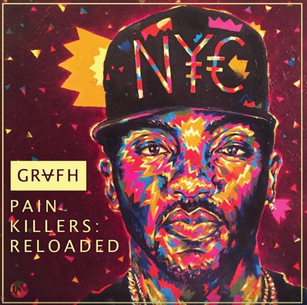 Grafh in the backroom on 106 & Park