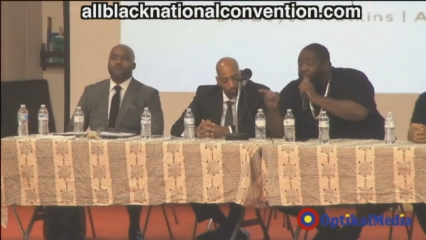 "Killer Mike Asks The All Black National Convention: ""Are You Ready For The Revolution?"" (Video)"