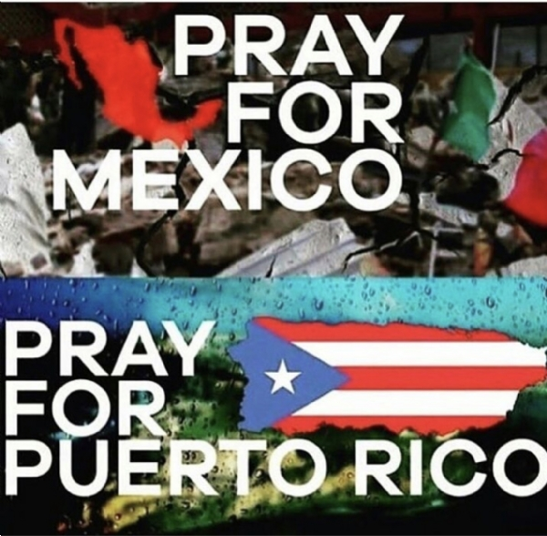 Pray For Our Freshians In Mexico, Puerto Rico...