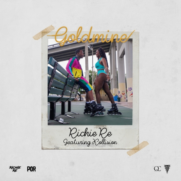 RICHIE RE #GOLDMINE FEATURING KOLLISION *OFFICIAL VIDEO)