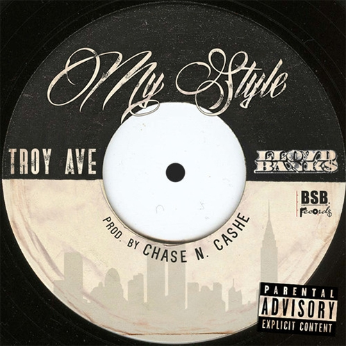 Troy Ave's