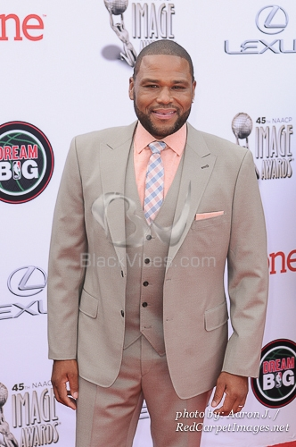 Comdian / Actor Anthony Anderson