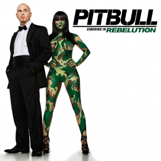 Pitbull - 'Rebelution' album cover
