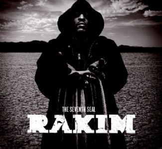 Rakim - 'The Seventh Seal' album cover