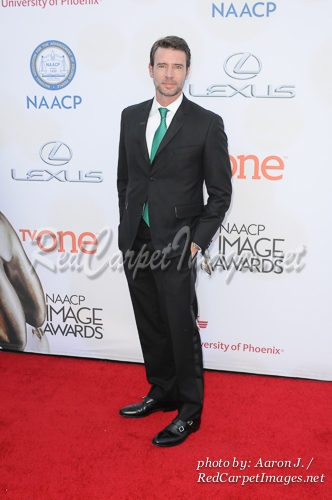 Actor Scott Foley