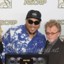 Producer Timbaland and ASCAP President Paul Williams