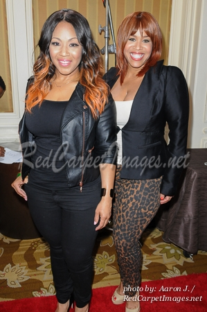 Singing Duo Mary Mary