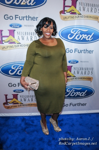 Singer Kelly Price