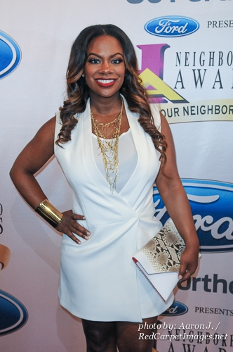 Singer and Reality TV Star Kandi Burruss