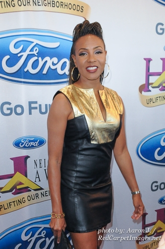 Rapper MC Lyte