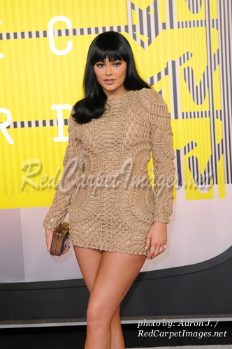 TV Personality Kylie Jenner