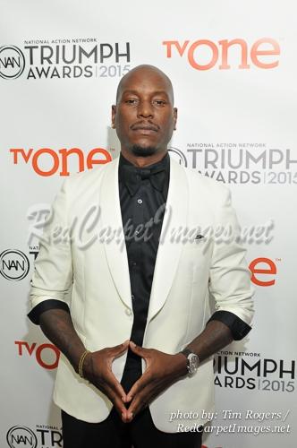 Singer / Actor Tyrese Gibson