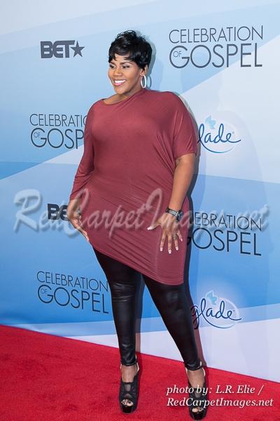 Singer Kelly Price
