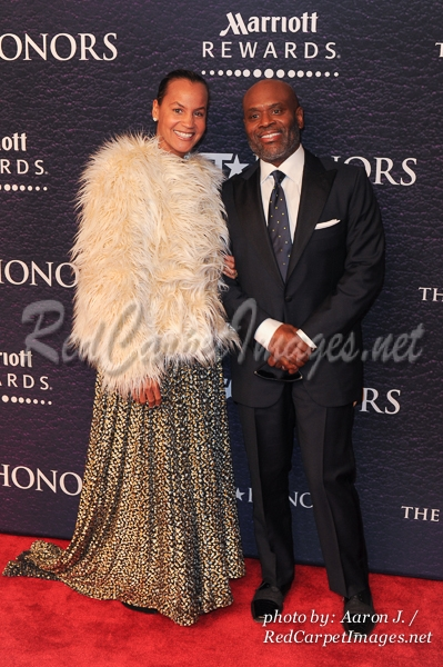 Erica Reid and Music Executive Antonio LA Reid