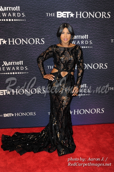 Singer / Songstess Toni Braxton