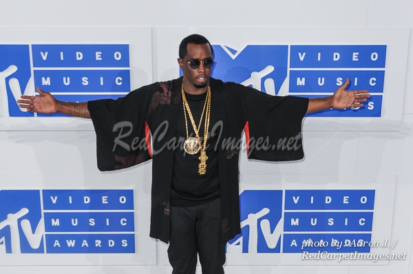 Rapper / Music Executive Sean  Diddy  Combs
