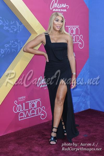Singer Tamar Braxton