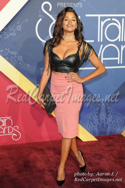 Actress and TV Personality Claudia Jordan