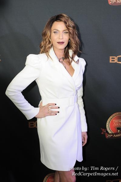 Actress Nicole Ari Parker