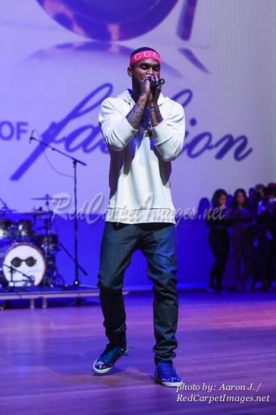 Dave East performs at Surround Sound of Fashion