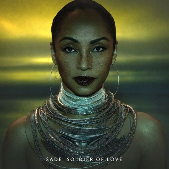 'Soldier Of Love' cover art