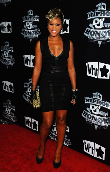 Eve @ 2009 Hip-Hop Honors