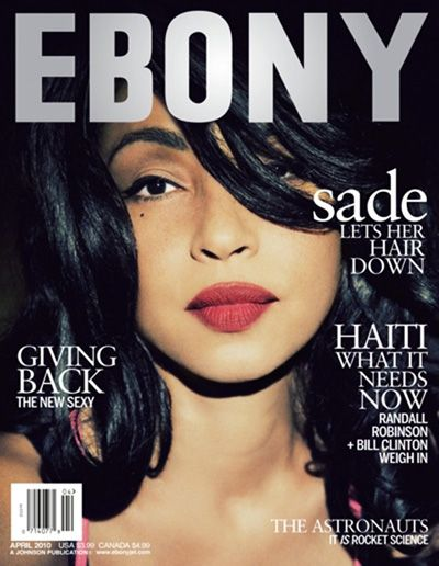 EBONY Magazine, April 2010