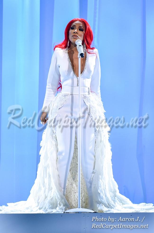 Singer K. Michelle