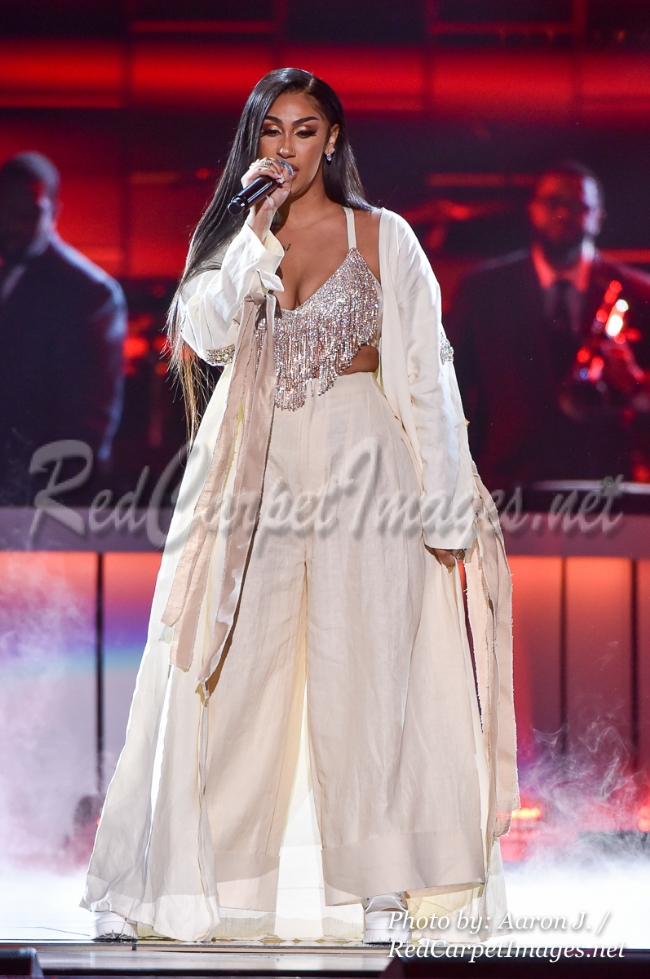 Singer Queen Naija