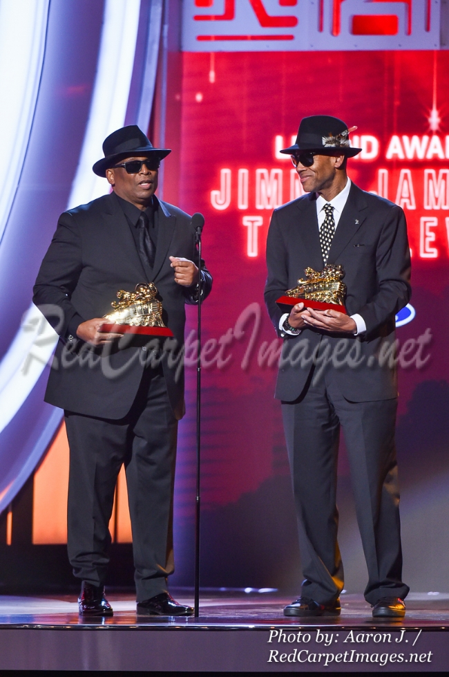 Music Producers Jimmy Jam and Terry Lewis