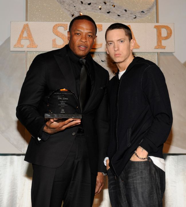 Dr. Dre and Eminem