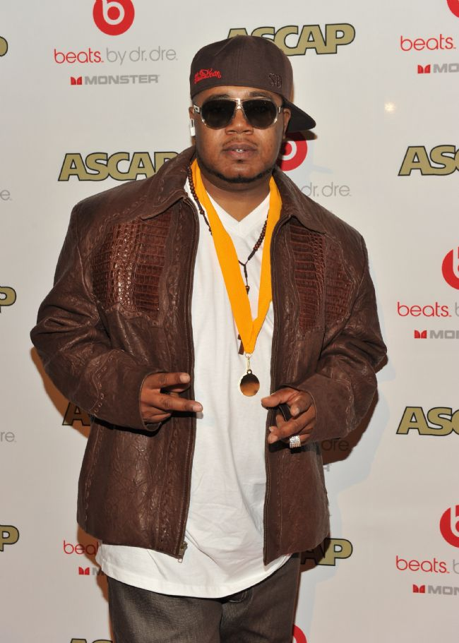 Twista @ ASCAP Awards