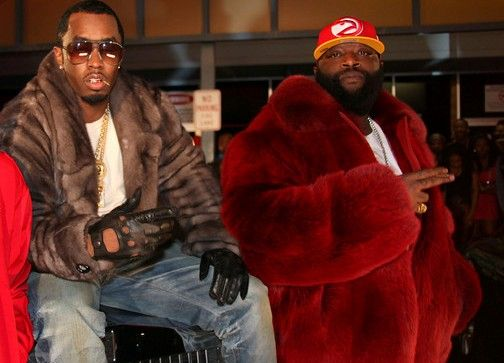 listen up: diddy ft. rick ross (bugatti boyz) - another one