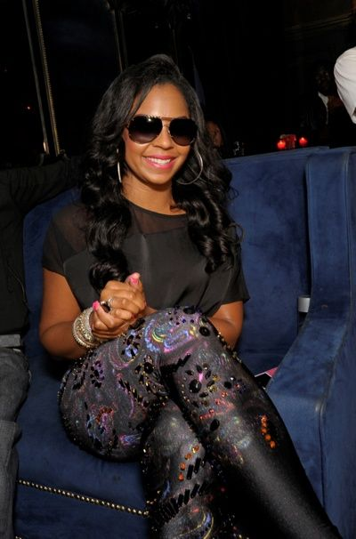 Ashanti, Halloween weekend 2010