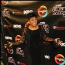 R&B Legend Anita Baker walks the red carpet at the 2010 Soul Train Awards