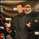 R&B great El Debarge stops for Photographers at the 2010 Soul Train Awards