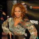 TV Personality Free on the red carpet at the 2010 Soul Train Awards