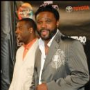 Actor Darius McCrary arrives to the 2010 Soul Train Awards