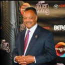 Rev Jesse Jackson on red carpet at the 2010 Soul Train Awards