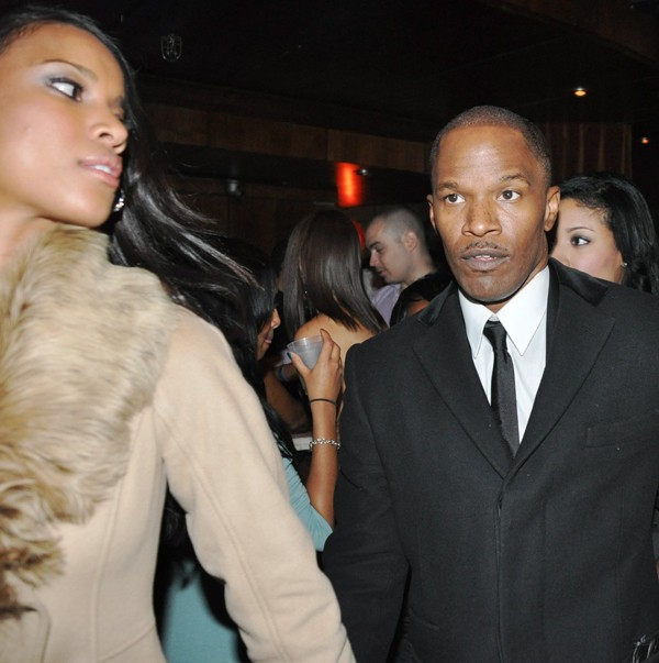 Jamie Foxx attends the 'Hennessy Black' BET Honors After Event