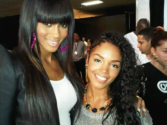 Ciara and Rasheeda