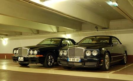 Bentley Azure Coupe. Bentley Azure Coupe